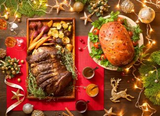 5 Very Healthy but Yummy Holiday dinner ideas 2016 images