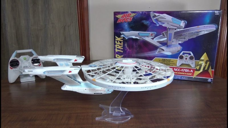 Air Hogs Star Trek Enterprise Flying Drone