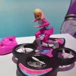 Barbie Starlight Adventure RC Hoverboard