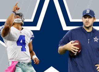 Best NFL Gift Ever is tony Romo Dak prescott Controversy 2016 images