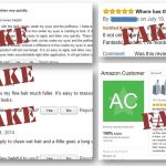 Buying Into Something Never Bought: Amazon and Fake Reviews
