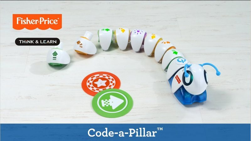 Fisher Price Think & Learn Code a pillar