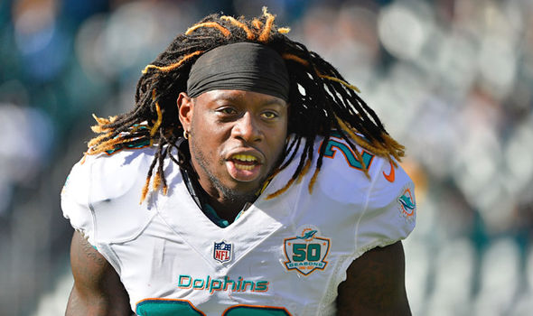 Jay Ajayi big fantasy football winning friend