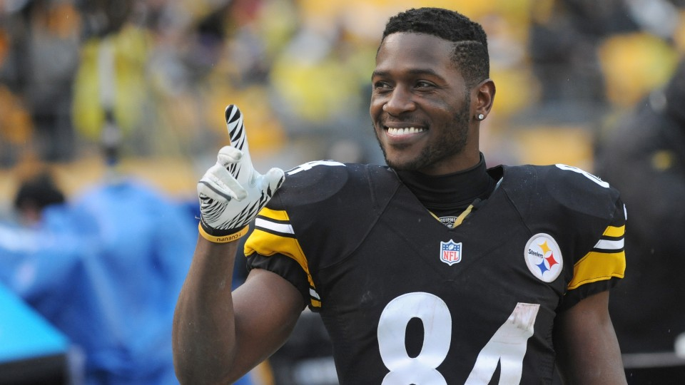 NFL Winners and Losers Week 16: Antonio Brown Fantasy Football's best friend 2016 images