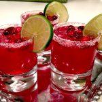 Orange Cranberry Margarita