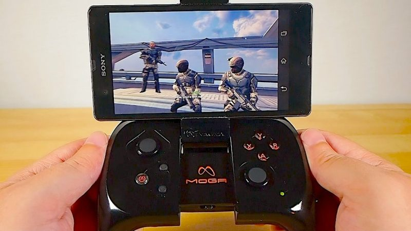 POWER A MOGA Pro Mobile Gaming System for Android Smartphones