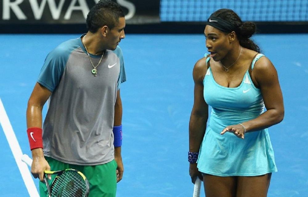 Serena Williams, Nick Kyrgios make Singapore Slammers faves in IPTL 2016 images