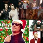 Top 10 Hottest Male Celebrity Santas: 2016 Holiday Season