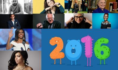 Top 10 Most Inspiring Celebrities of 2016 images