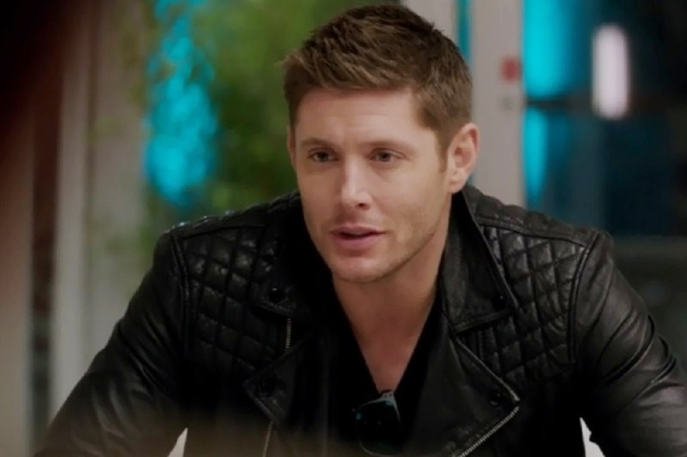 Winchesters in Leather! Rock Never Dies for 'Supernatural' 2016 images