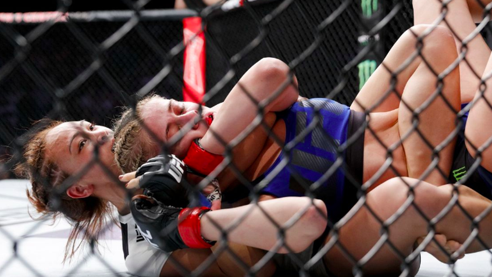 Why Ronda Rousey lost to Amanda Nunes 2016 images