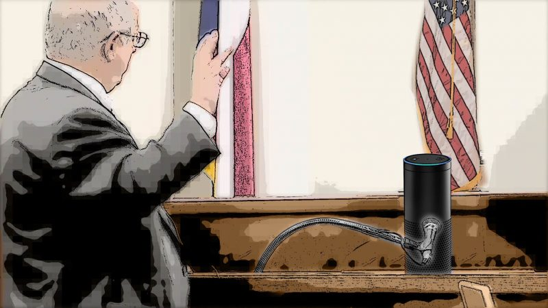 amazon echo called for murder trial 2016 tech