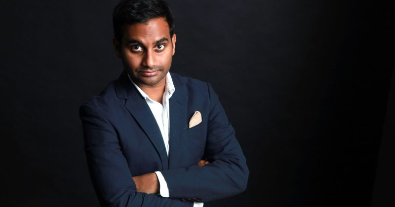 aziz ansari most inspiring celebrities of 2016