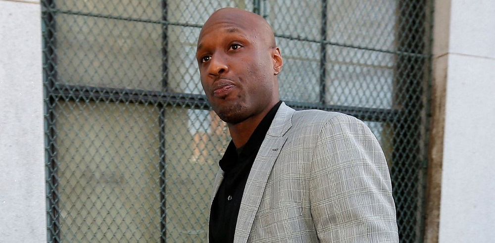 Lamar Odom back to rehab while Brad Pitt and Angelina Jolie custody fight rages on 2016 images