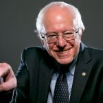 bernie sanders most inspiring celebrities 2016