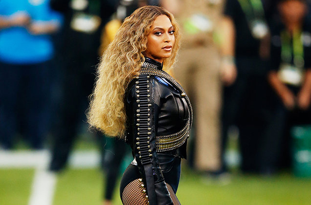 beyonce most inspiring celebrities of 2016