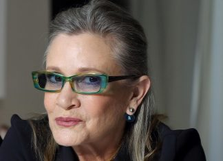 carrie fisher exposed her own troubles for others to learn 2016 images