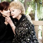 Carrie Fisher will be buried with mother Debbie Reynolds