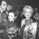 carrie fisher with mom debbie reynolds