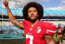 colin kaepernick continues setting bar lower for himself 2016 images