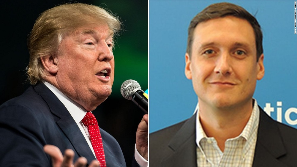 donald trump brings on thomas bossert for top counterterrorism adviser 2016 images