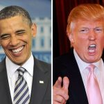 donald trump keeps on his twitter rampage against obama
