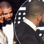 drake and rihanna together shortly in 2016