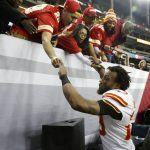 eric berry has a winner homecoming