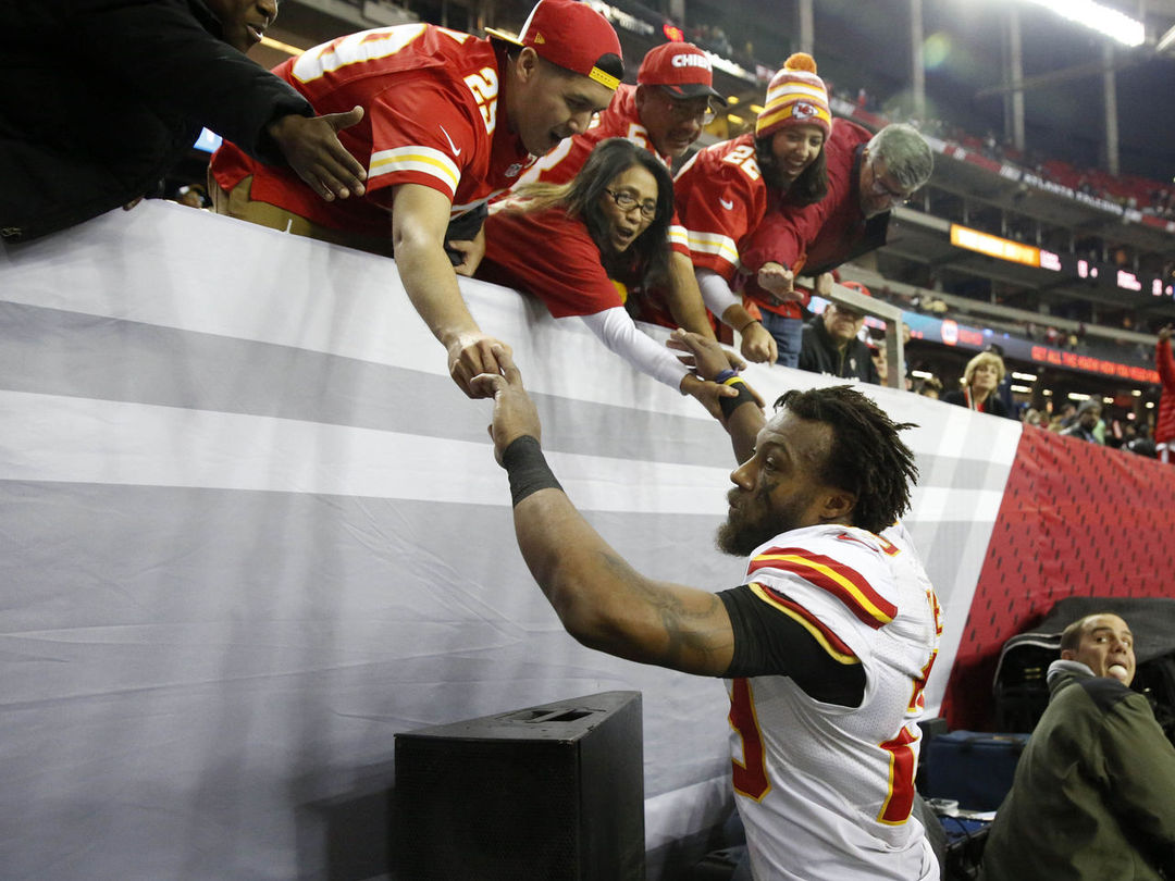 NFL Winners and Losers Week 13 eric berry is big winner 2016 images