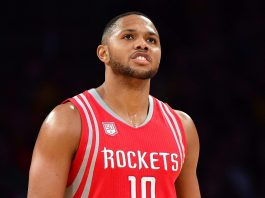 eric gordon making a great go with houston rockets 2016 images