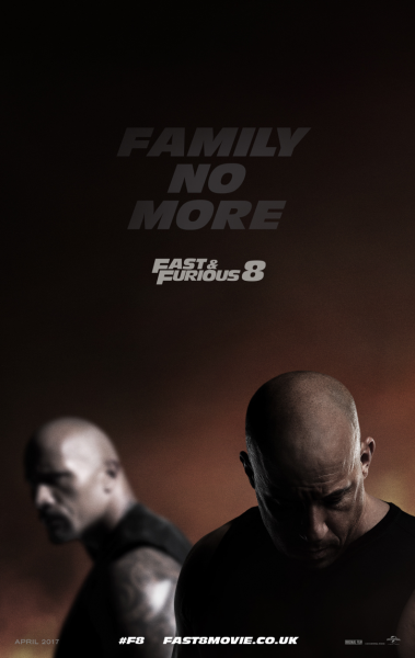 family no more for fate of the furious 8