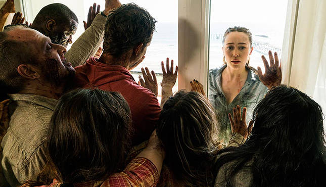 holiday cheer for fear the walking dead season 2 blu ray giveaway 2016 images