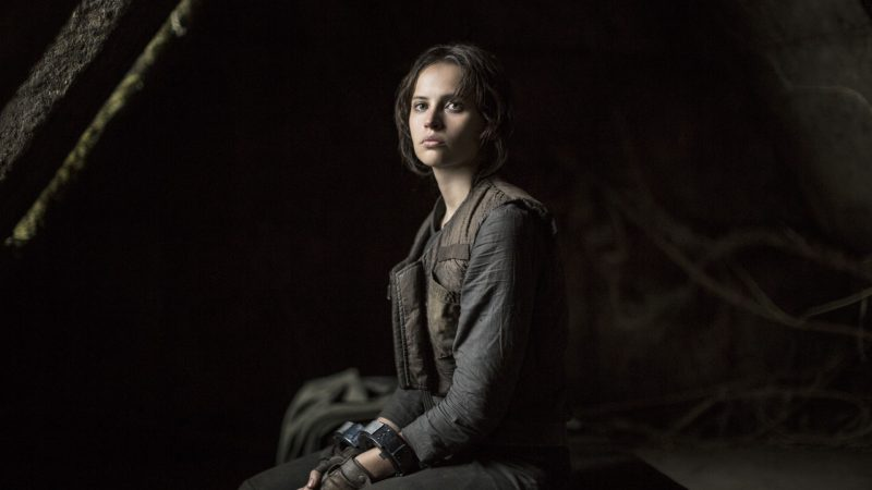 felicity jones heritage of star wars strong women