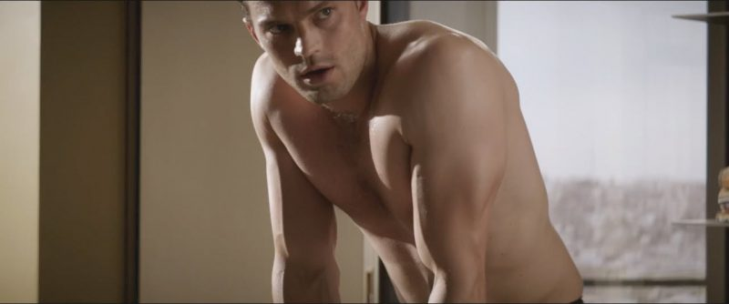 fifty shades darker jamie dornan bulge shirtless