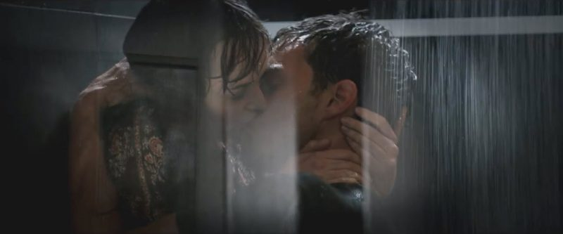 fifty shades darker jamie dornan wet shower