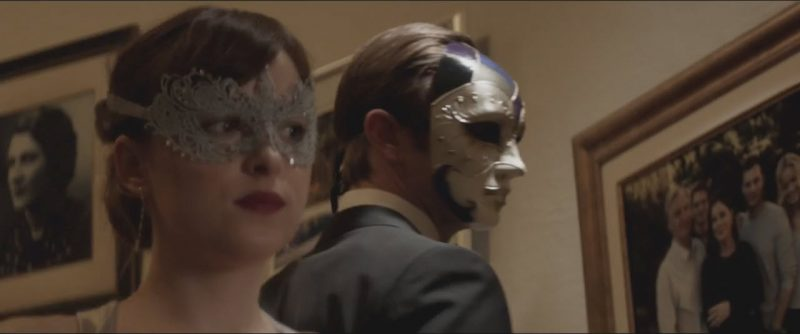 fifty shades darker masked ball