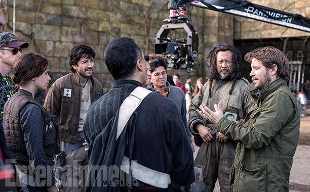 gareth edwards knows rogue one has to take a risk