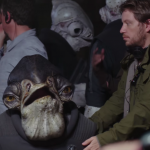 gareth edwards on set of rogue one a star wars story