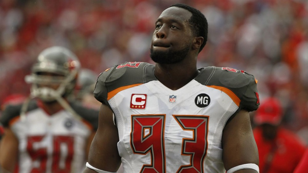 gerald mccoy feeling handcuffed by nfl and roger goodell 2016 images