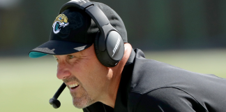 jaguars awkward flight with gus bradley 2016 images