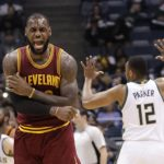 lebron james feel brunt of dwyane wade twice