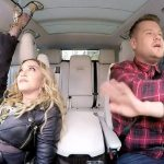 Madonna goes deep with James Corden's Carpool Karaoke