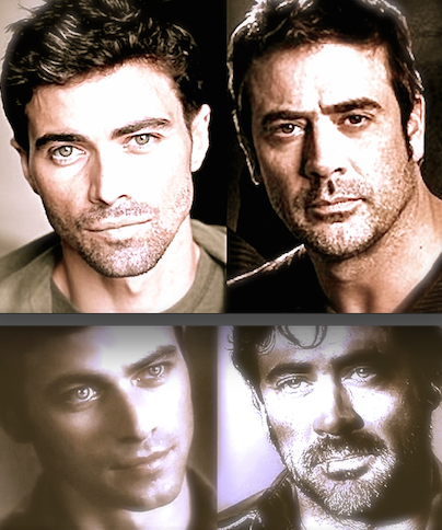 matt cohen as young john winchester supernatural 2016