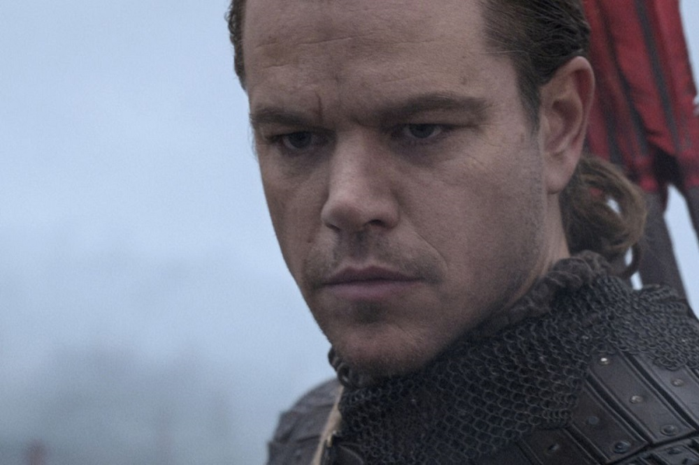 Matt Damon takes on 'Great Wall' whitewashing controversy again 2016 images