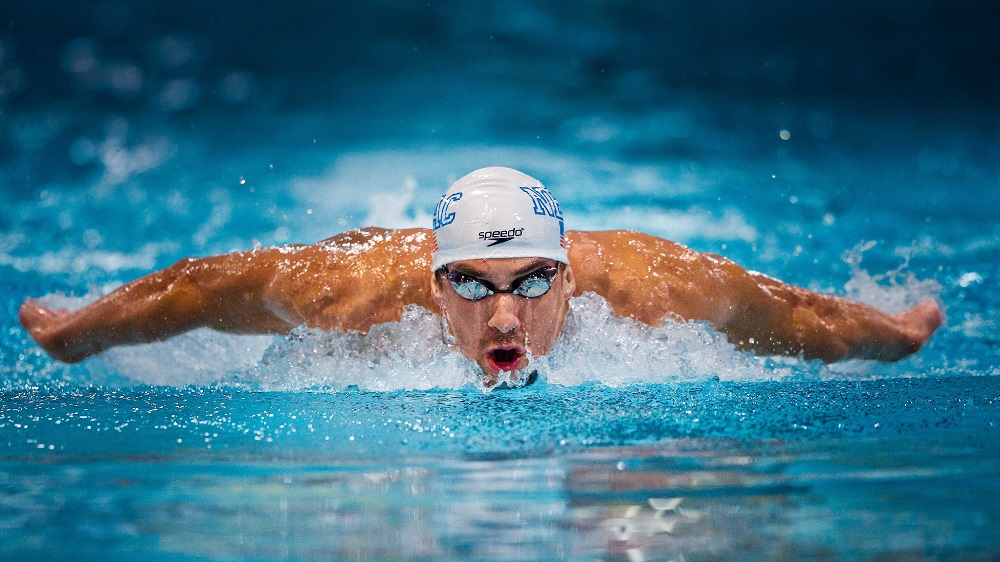 Michael Phelps ready to plunge into tech world 2016 images