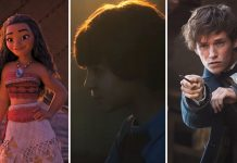 moana and fantastic beasts rule box office again 2016 images