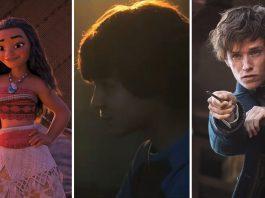 moana and fantastic beasts rule box office again 2016 images