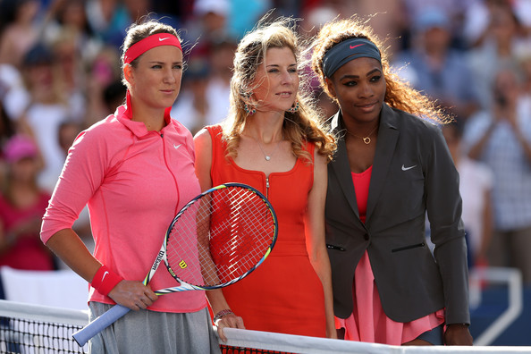 Monica Seles was better than Serena Williams 2016 images