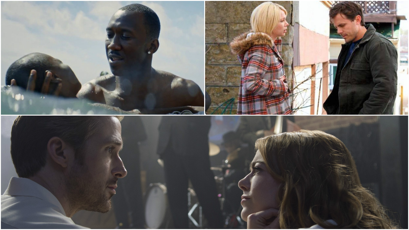 'Moonlight,' 'La La Land' and 'Manchester' win big at Critics Choice Awards 2016 images