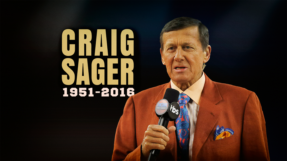 nba loses a legend with craig sager 2016 images